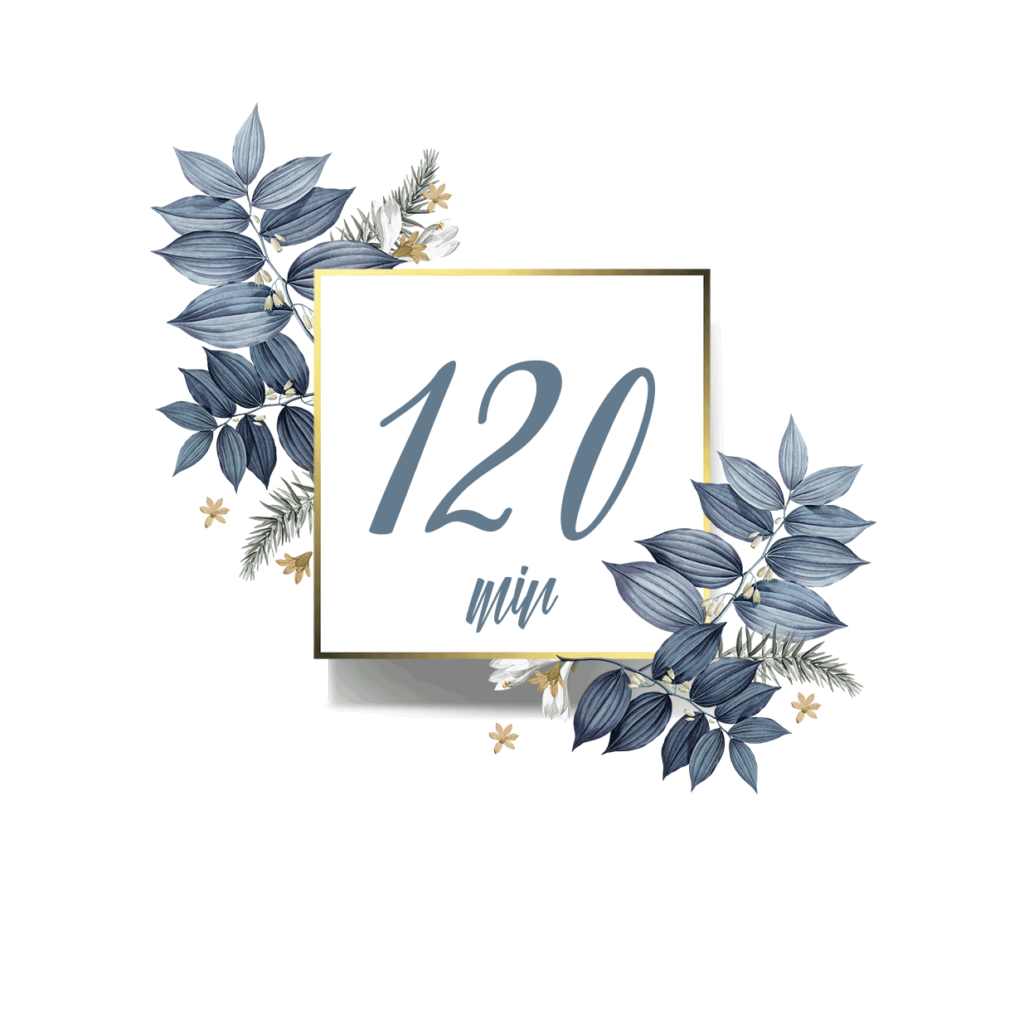 120min Massage Certificate