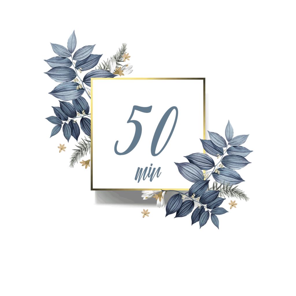 50min Massage Certificate