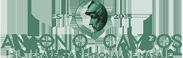 Antonio Campos Masaje Logo