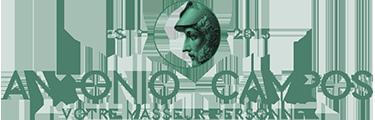 Antonio Campos Massage Logo